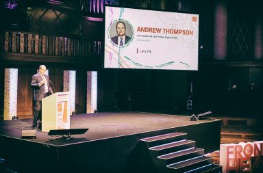 The New Business Model Behind Pharma's Digital Disruption: Proteus Digital Health's CEO Andrew Thompson