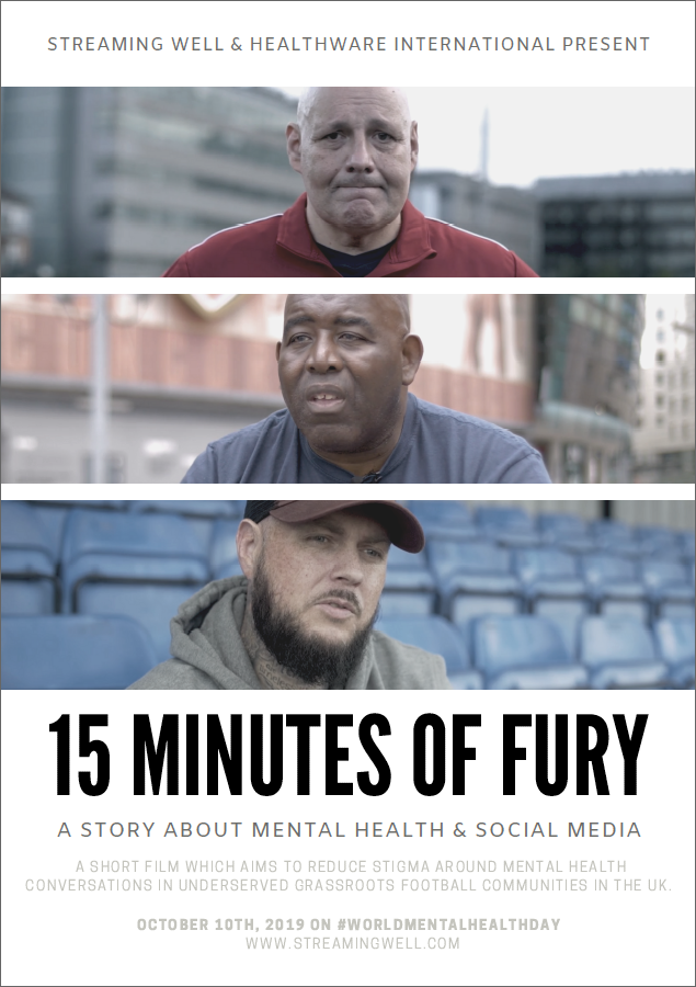 15 minutes of fury