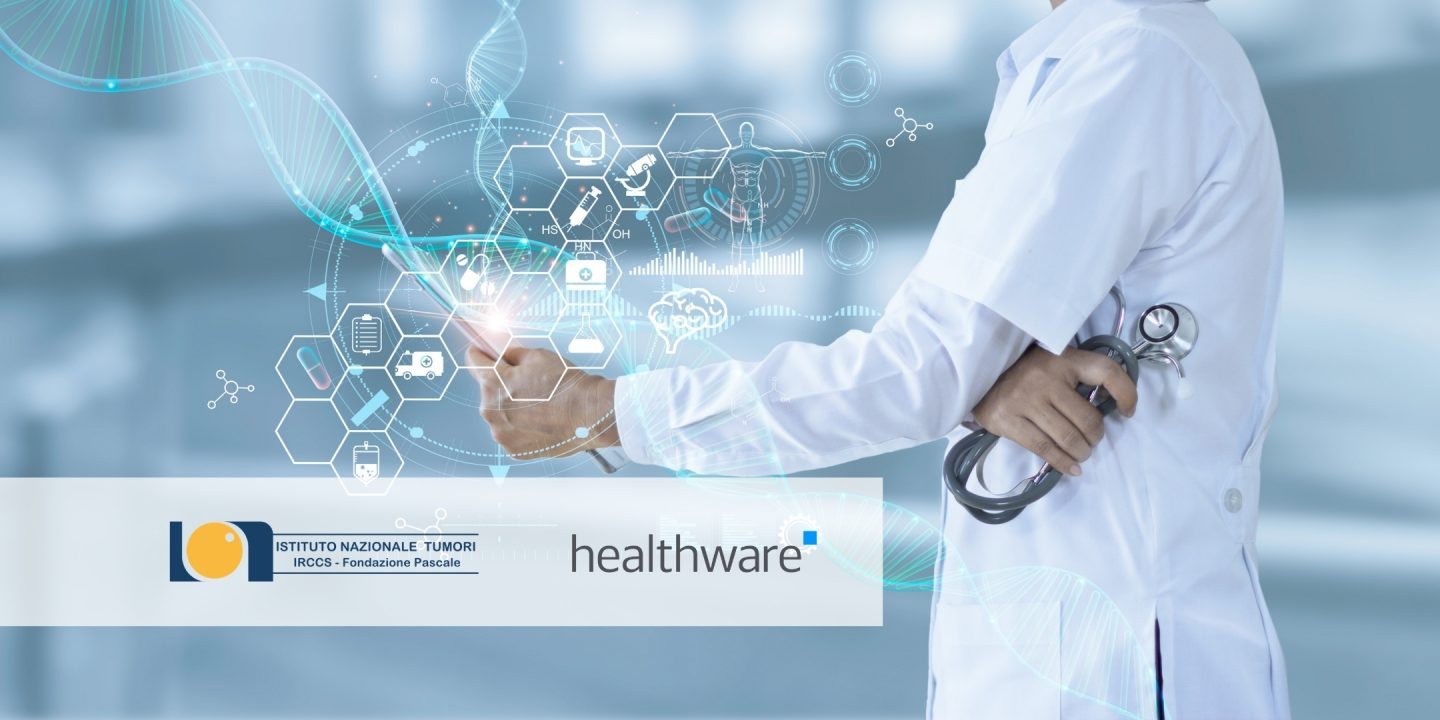 National Cancer Institute, Pascale, embraces digital health with Healthware