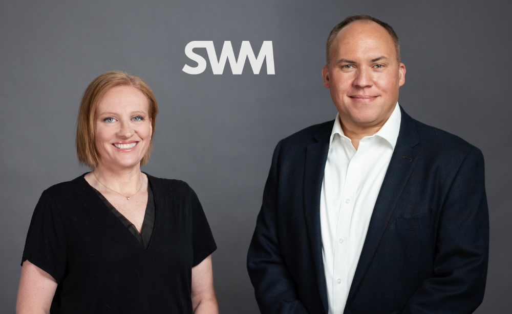 SWM Founders: Genevieve Robson and Francis Namouk
