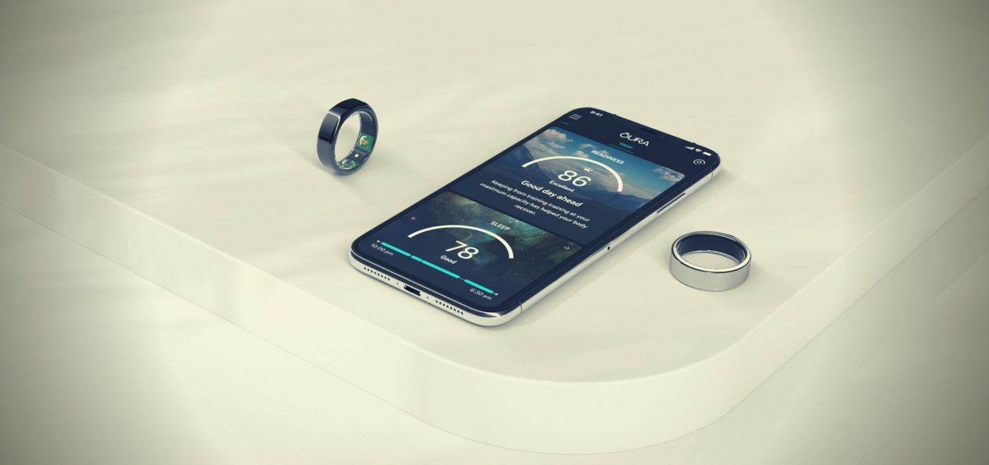 Oura personal health tracking ring maker raises $100M