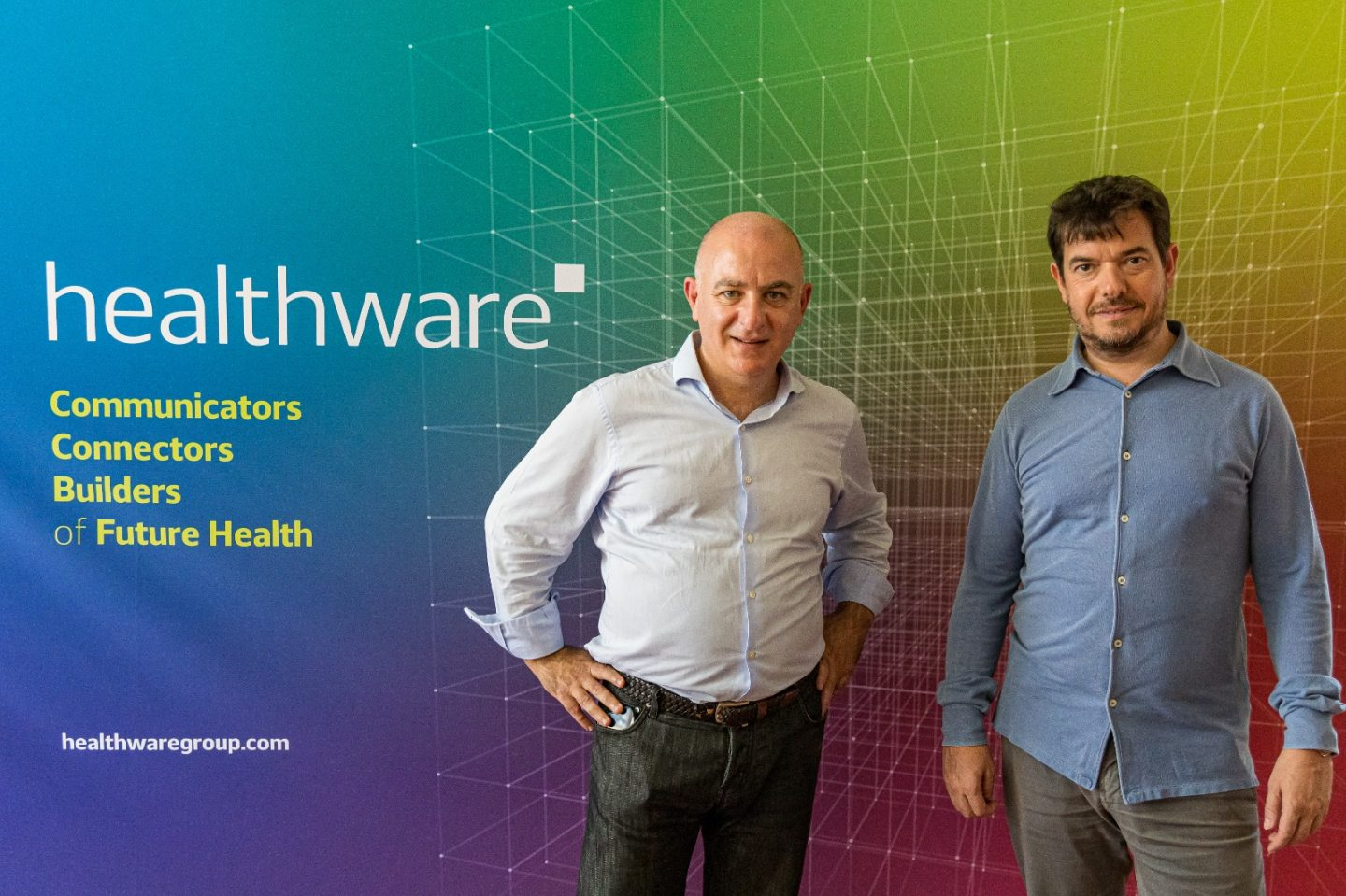 Healthware Group Announces the Appointment of Giovanni Loria as Chief Financial Officer