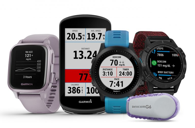 Garmin introduces Dexcom Connect IQ Apps dedicated to people with diabetes